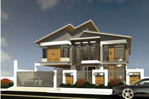 5 Bedroom House For Sale In Holy Spirit, Metro Manila
