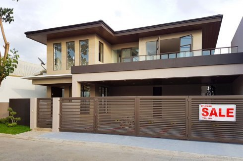 5 bedroom house for sale in b f homes dos metro manila