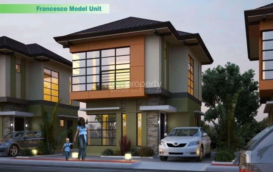 Francesco model house